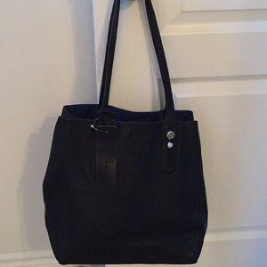NWT Black tote bag
